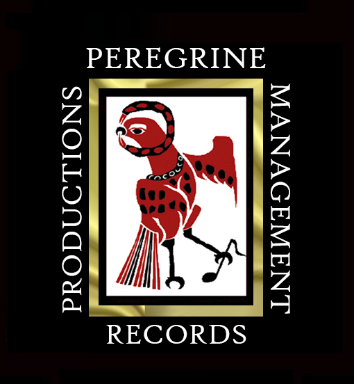 Peregrine Records, Productions & Management Logo